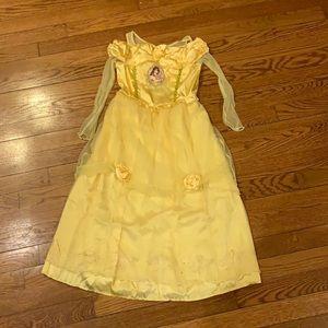 Disney belle night gown! Size 5/6 kids